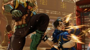 Latest Street Fighter V Video Showcases New Fighting System