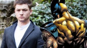 Taron Egerton Interested in Playing Wolverine