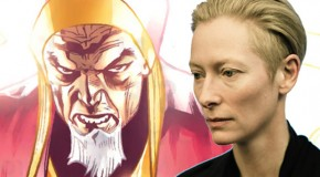 Marvel Talking With Tilda Swinton for 'Doctor Strange' Role