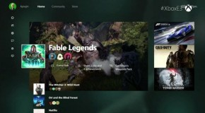 The Xbox One Will Get A Redesigned UI