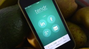 Tendr is Tinder For Investments
