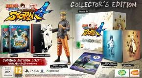 Naruto Shippuden Ultimate Ninja Storm 4 Gets New Collector's Edition