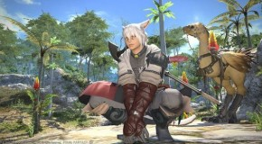 Square Enix Reveals New Final Fantasy 14 Raid Mission
