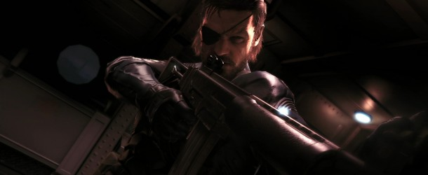 Kojima's Name Removed from Metal Gear Solid V Box Art