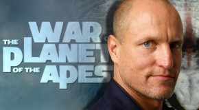 Woody Harrelson Cast as 'War of the Planet of the Apes' Villain