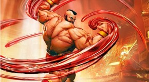Capcom Confirms Zangief for Street Fighter V