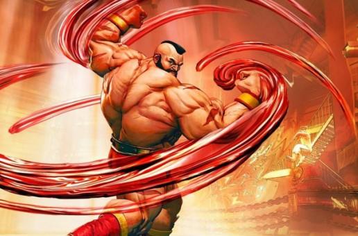 Capcom Confirms Zangief for Street Fighter V
